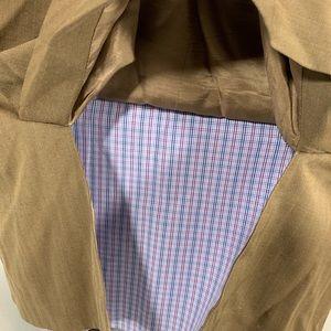 Stafford Suits & Blazers - Classic Beige Shark Skin Stafford Sport Coat 50R